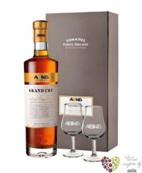"ABK6 "" XO Family reserve "" 2glass pack Grand cru Cognac 40% vol.   0.75 l"
