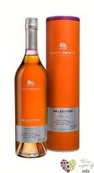 """A.de Fussigny """" Selection """" gift tube Fine Champagne Cognac AOC 40% vol.    0.70 l"""
