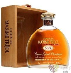 """Maxime Trijol """" XO """" Grande Champagne Cognac 40% vol.  0.70 l"""