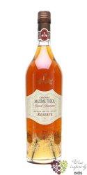 """Maxime Trijol """" Cigar Reserve """" 1er cru du Grande Champagne Cognac 40% vol.    0.70 l"""
