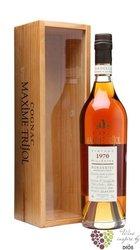 """Maxime Trijol 1970 """" Vintage """" Fin Bois Cognac 40% vol.    0.70 l"""