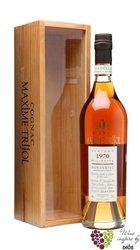 """Maxime Trijol 1987 """" Vintage """" Fin Bois Cognac 40% vol.    0.70 l"""