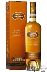 """Pierre Ferrand """" Reserve """" 1er Cru du Grande Champagne Cognac 40% vol.    0.70 l"""