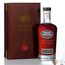 """Pierre Ferrand """" Ancestrale """" 1er Cru du Grande Champagne Cognac 40% vol.    0.70 l"""
