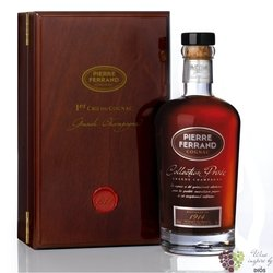 "Pierre Ferrand 1914 "" Collection Privée "" 1er Cru du GCh Cognac 40% vol.    0.70 l"