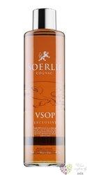 """Soerlie """" VSOP """" Cognac Aoc 40% vol.  1.00 l"""