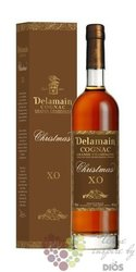 "Delamain "" XO Christmas "" Grande Champagne Cognac 40% vol.    0.50 l"