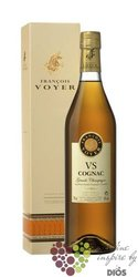 "Francois Voyer "" VS "" 1er Grand cru Cognac Aoc 40% vol.    0.70 l"