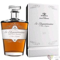 """Jean Fillioux """" XO So Elegantissime """" Grand Champagne Cognac 40% vol.  0.70 l"""