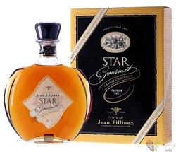 """Jean Fillioux """" Star Gourmet """" 1er cru de Grande Champagne Cognac 40% vol.   0.70 l"""