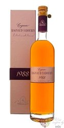 "Ragnaud Sabourin 1988 "" Collection Millesime "" Grande Champagne Cognac Aoc 41% vol.   0.70 l"