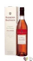 """Raymond Ragnaud """" Vieile réserve """" 1er cru de Grande Champagne Cognac 41% vol. 0.70 l"""
