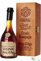 """Comte Joseph """" Horse d´Age """" unique Grande Champagne Cognac 40% vol.  0.70 l"""
