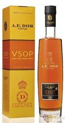 """A.E. Dor """" VSOP Rare """" Fine Champagne Cognac 40% vol.  0.70 l"""