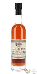 "A.E. Dor "" XO "" vieille Fine Champagne Cognac 40% vol.    0.05 l"
