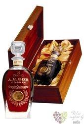 """A.E. Dor """" Extra """" vieille Grande Champagne Cognac 40% vol.    0.70 l"""