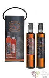 "Dobbé "" Duo Rhythm & Blues "" Cognac Aoc 40% vol.    2 x 0.50 l"