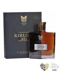"""Ricard Delisle """" XO prestige collection """" Grand Champagne Cognac 40% vol.    0.70 l"""