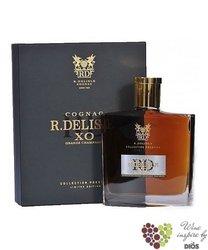 """Ricard Delisle """" XO prestige collection """" Grand Champagne Cognac 40% vol.    0.35 l"""