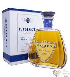 """Godet """" fine de Cognac """" Fine Champagne Cognac Aoc 40% vol.    0.70 l"""
