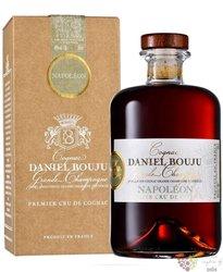 """Daniel Bouju """" Napoleon """" Grande Champagne Cognac 40% vol.    0.70 l"""