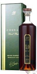 """Daniel Bouju """" Carafe no.27 """" Grande Champagne Cognac 40% vol.    0.70 l"""