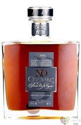 """Daniel Bouju """" XO carafe Prince """" Grande Champagne Cognac 40% vol.    0.70 l"""