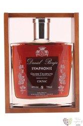 """Daniel Bouju """" Symfonie """" Grande Champagne Cognac 40% vol.    0.70 l"""