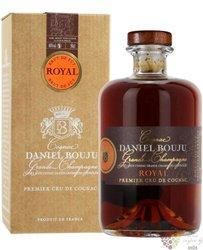 "Daniel Bouju "" Royal "" Grande Champagne Cognac 60% vol.  0.50 l"