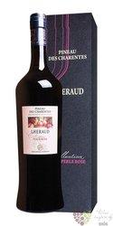Pineau des Charentes rosé Aoc Guy Lhéraud 18% vol.  0.70 l