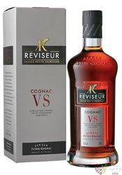 """Reviseur """" VS """" Petite Champagne single estate Cognac 40% vol.. 0.70 l"""