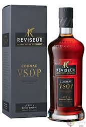 "Reviseur "" VSOP "" Petite Champagne single estate Cognac 40% vol.. 0.70 l"