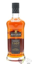 "Reviseur "" VSOP "" Petite Champagne single estate Cognac 40% vol.. 0.05 l"