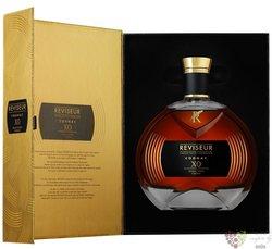 """Reviseur """" XO """" Petite Champagne single estate Cognac 40% vol.. 0.70 l"""