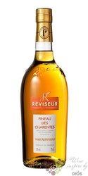 """Pineau des Charentes blanc """" Vieux 5y """" Aoc le Reviseur 17% vol.  0.75 l"""