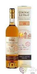 """Leyrat """" VS Fine """" Cognac Aoc 40% vol.   0.70 l"""
