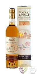 """Leyrat """" VS Fine """" Cognac Aoc 40% vol.   0.05 l"""