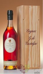 Gaston de Casteljac 1980 Grand Champagne Cognac 40% vol.    0.70 l