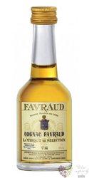"""Favraud """" VS """" Cognac Aoc 40% vol.   0.05 l"""