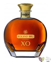 "Roland Bru "" XO "" gift box Cognac Aoc 40% vol.   0.70 l"