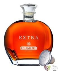 """Roland Bru """" Extra """" gift box Cognac Aoc 40% vol.   0.70 l"""
