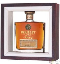 "Roullet "" Heritage "" Grande Champagne Cognac 40% vol.  0.70 l"