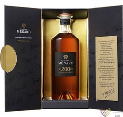 """Ménard """" cuvée Bicentenare """" 1er cru Grande Champagne Cognac 40% vol. 0.50 l"""