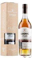 """Pierre Vallet 2007 """" Single Cask n. 399 """" Petit Champagne Cognac Chateau Montifaud 42% vol.  0.70 l"""