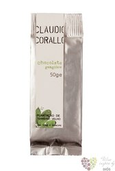 Claudio Corallo chocolate 70% with crystallized ginger  50 g