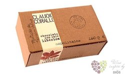 Claudio Corallo chocolate 70% with Liberica coffee  160 g