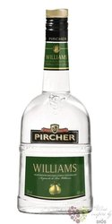 "Pircher "" Williams "" pear brandy from The South Tyrol 40% vol.    3.00 l"