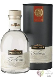 "Pircher "" Erdbeeren "" South Tyrol strawberry brandy 40% vol.  0.70 l"