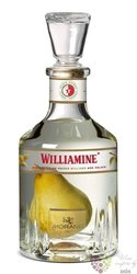 "Williamine "" Avec Poire "" Swiss pear brandy by Louis Morand & CIE 43% vol.    0.60 l"
