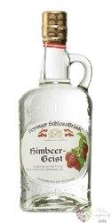 Himbeer Geist Schnaps Austrian raspberry brandy by Seyringer Schloss Brande 35%vol.      0.50 l
